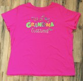 Grandma Costume Shirt in Kingwood, Texas