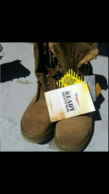 **STEEL TOE BOOT...NEVER WORN - NEW** in Camp Pendleton, California