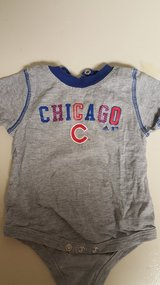 Addidas cubs onsie in Plainfield, Illinois