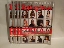 NEW ROLLING STONE DEC 22 2011,MAGAZINE in Aurora, Illinois
