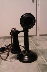 Pre- 1904  Stomberg-Carlson Candlestick Phone in Alamogordo, New Mexico