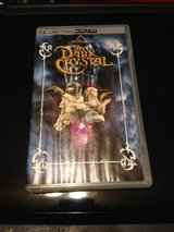 The Dark Crystal UMD for PSP in Leesville, Louisiana