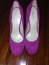 Women new without box Nine West fuchsia pumps. Size: 8.5. in Quantico, Virginia