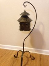 Candle holder in Lawton, Oklahoma