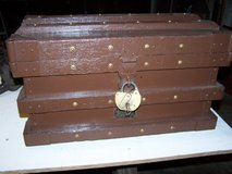 Vanderman Gold Bullion Chest made in 1800s in Schaumburg, Illinois