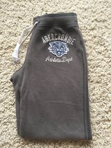Abercrombie Sweat Pants-Youth Large in Plainfield, Illinois