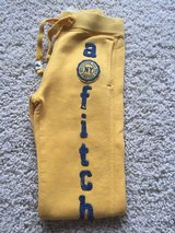 Abercrombie Sweat Pants-Youth Small in Lockport, Illinois