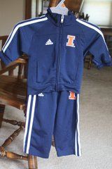 University of Illinois Outfit 12 month in Chicago, Illinois