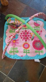 Baby Twist & Fold Activity Mat w/Toys in Vacaville, California