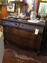 Antique Oak Dresser in Temecula, California
