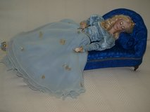 Porcelain Sleeping Beauty Doll in Beaufort, South Carolina