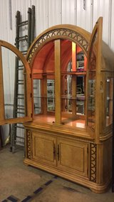 Gorgeous china cabinet in Plainfield, Illinois