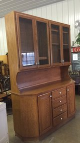 Large China cabinet in Plainfield, Illinois