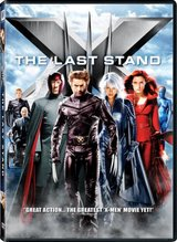 X-Men The Last Stand DVD in Camp Pendleton, California