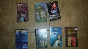 Gothic Paperback Novels in Houston, Texas