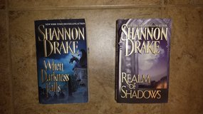 Paperback Books by Shannon Drake in Houston, Texas