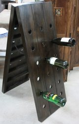 UF NEW - Wine Rack Solid Acacia Wood Collection - Brand New! in Wiesbaden, GE