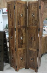 UF NEW - Screen Solid Acacia Wood Collection - Brand New! in Wiesbaden, GE