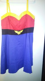 Wonder Woman dress - plus size in Kingwood, Texas