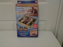 NEW - Under The Bed Shoe Organizer in Eglin AFB, Florida