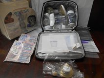 Avent Naturally ISIS Manual Breast Pump Cooler Bag Case 4 Oz Bottles in Houston, Texas