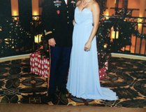 Military ball dress in Hinesville, Georgia
