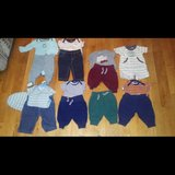 boys clothes 0-3 months in Bartlett, Illinois