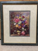 Framed Floral Arrangement Print in Houston, Texas