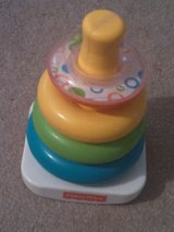 Fisher price stacker in Kingwood, Texas