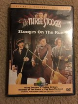 The  Three Stooges- dvd x 2 in Houston, Texas