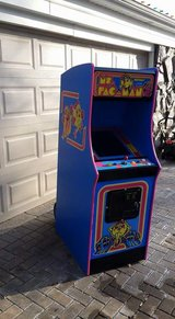 60 in 1 Ms. PacMan full size arcade game in Joliet, Illinois