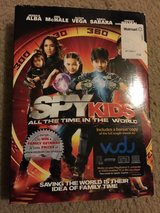 Spy Kids -All the Time in the World - DVD in Houston, Texas