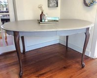 Oval Dining Table in Kingwood, Texas