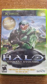 Halo Combat Evolved XBox game in Alamogordo, New Mexico