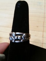 Sterling Silver Butterfly Ring in Byron, Georgia