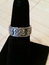 Sterling Silver Celtic Band in Byron, Georgia