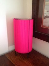 """NWT HOT PINK LAMP ABOUT 10"""" TALL in Camp Lejeune, North Carolina"""