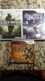 Wii Games in Aurora, Illinois