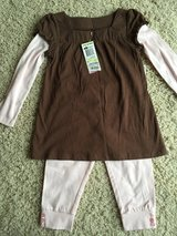 Girls 2pc Outfit-Toddler 4/4T in Naperville, Illinois