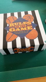 Rules of the Game in Vacaville, California
