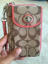 Coach iPhone 6 case in Okinawa, Japan