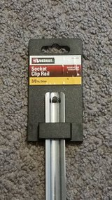 SOCKET CLIP RAIL * NEW in Fort Benning, Georgia