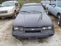 86 MUSTANG GT in Camp Lejeune, North Carolina