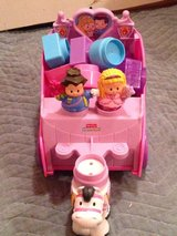 Lego Duplo blocks ~ Disney Carriage with Cinderella and Prince ~ Complete and MINT!! ~ in Elgin, Illinois