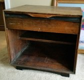 Mid Century Modern Nightstand (solid wood) in Fort Campbell, Kentucky