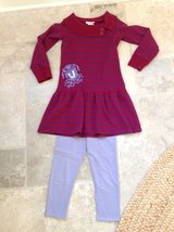 American Girl Dress and Leggings Size 10 in Naperville, Illinois