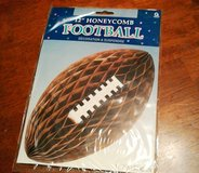 "(11) Football Party Supplies 12"" Honeycomb Hanging Decorations in Houston, Texas"