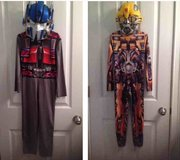 Transformers Costumes in Columbus, Georgia
