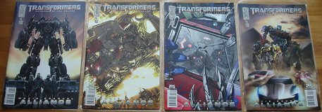 Transformers Alliance Comics in Los Angeles, California