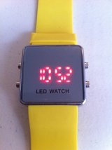 Yellow girl Watch in Ramstein, Germany